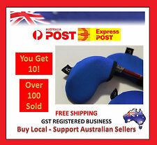 BLUE TAG GOLF IRON COVER HEAD COVERS X 10 - OVER 5000 FEEDBACK SUPER SALE