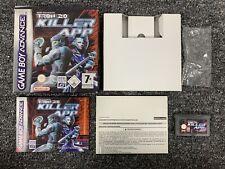 Tron 2.0 Killer App - Game Boy Advance GBA Complete UK PAL (B)