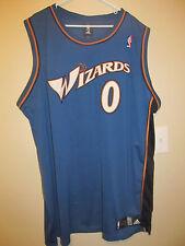Gilbert Arenas - Washington Wizards Authentic Basketball Jersey - Adidas Men 54