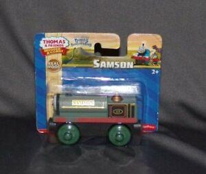 "Thomas & Friends Wooden Railway Samson (2014) Wooden ""New"""
