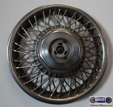 """'85-'87, BUICK, ELECTRA, LESABRE, PARK AVE, HUBCAP, 14"""", WIRE TYPE, 560-1111A"""