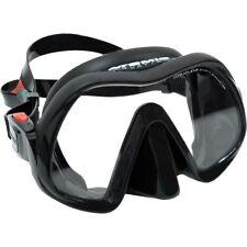 Atomic Venom Frameless Mask - Black