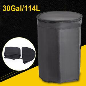 30 Gal Industrial Drum Heater Drum Heating Blanket Power Blanket Barrel Heater