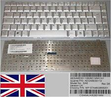 Clavier Qwerty UK GATEWAY ID49 Series 9Z.N4TPW.00U KBI140G1680 Gris