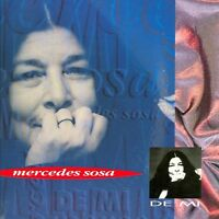 Mercedes Sosa - De Mi TROPICAL M'USIC CD 1992