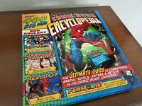 Comic Book Encyclopedia : The Ultimate Guide to Characters, Graphic Novels,...