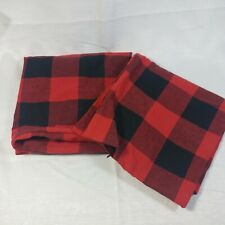 Set of 2 Christmas Buffalo Check Plaid Throw Pillow Covers Cushion Case