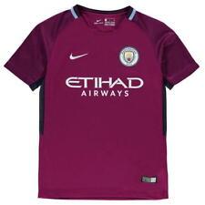 Nike Manchester City Camiseta de Visitante 2017 2018 Talla 12-13 Años Ref.C3693