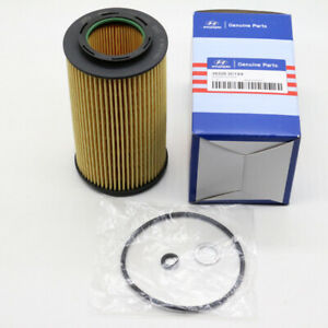 For Hyundai Sonata Azera Veracruz Genesis  3.3L 3.8L Oil Filter 263203C100