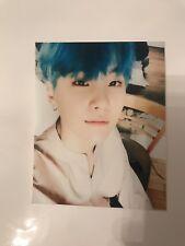 BTS Suga/yoongi Photocard