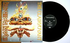 "NEAR MINT Iron Maiden The Clairvoyant 12"" VINYL Disc NM EX+"