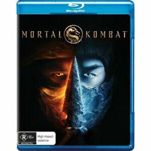Mortal Kombat Blu-ray BRAND NEW Region B