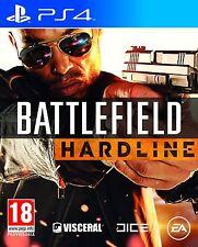 Battlefield Hardline playstation 4  PS4