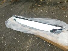 NEW 2010 2011 2012 FORD FUSION LOWER RADIATOR GRILL GRILLE AE5Z-8200-B NEW