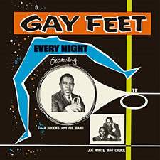 V.A.-GAY FEET: EVERY NIGHT FEAT. BABA BROOLS AND HIS BAND-JAPAN LP G00