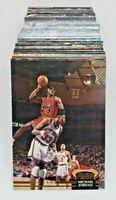 1992-93 Topps Stadium Club NBA - Series 1, Cards 1-200 - Michael Jordan #1!