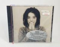 "Bjork - Debut CD, Factory Sealed, ""Human Behavior"" Jewel Case, New, Free Ship"
