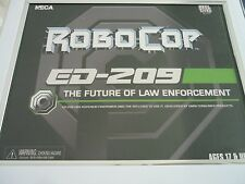 Robocop Ed-209 import figure box Framed The future of law enforcement