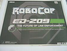 Robocop Ed-209 import figure box Framed The future of law enforcement
