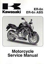 Kawasaki ER-6N/ER-6N ABS 2009 Service Manual