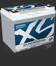 XS POWER XP950 AGM CAR AUDIO 950 AMPS Power Cell Battery With Terminals XP 950