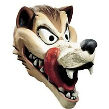 Wolf Latex Head Mask Red Riding Hood Theater Prop Halloween Cospaly Costume Toys
