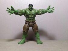 "Marvel The Incredible Hulk Movie Mega Clap Hulk 6"" Inch Action Figure 2007"