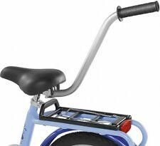 PUKY Fahrradlernhilfe Sattel mit Schiebestange FLH silber für Fahrrad 9989 NEU