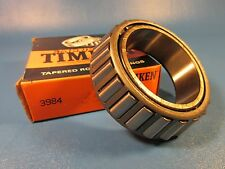 Timken Tapered Roller Bearing 3984 Single Cone (SKF, KOYO, Fafnir) Made in USA