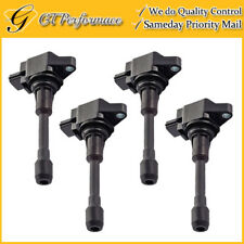 OEM Quality Ignition Coil 4PCS for Infiniti FX50 M56/ Nissan Altima Sentra Versa