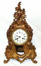 French Antique Ormolu Clocks