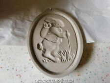 BROWN BAG EASTER RABBIT COOKIE/PAPER MOLD * SO CUTE *