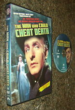 THE MAN WHO COULD CHEAT DEATH ANTON DIFFRING CHRISTOPHER LEE HAMMER HORROR DVD