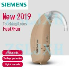 2019 NEW SIEMENS FUN P / FUN SP Digital Hearing Aid, 12P / 23P UPDATE Version