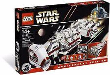 LEGO 10198 STAR WARS TANTIVE 4 IV ANNIVERSARY EDITION RARE BOXED SEALED