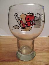 "1976 Ziggy by Tom Wilson ""Baseball & Football 6.5"" Glass"