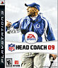 NFL Head Coach 09 PS3 (Sony PlayStation 3, 2008) CIB Complete with Manual Tested