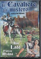 Dvd Video **IL CAVALIERE DEL MISTERO** nuovo sigillato 1953