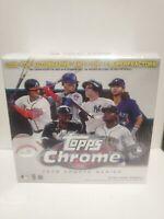 2020 MLB Topps Chrome Baseball Update Series Mega Box - New Factory Sealed  🔥