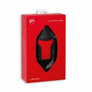 Ducati Performance Ladegerät rot Battery Charger NEU