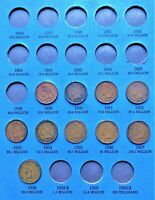 COINS FROM 1857-1909 FLYING EAGLE CENT / INDIAN HEAD PENNY FOLDER (PAGE 3) #2