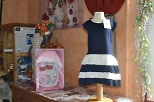 robe neuve petit bateaux doublee 3 ans matelot adorable 80 euros
