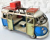 love bus Decorative Epic adventures await. car, fun,power, hippy Sculpture Gift