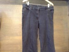Covington Womens Bootcut Blue Jeans Stretch Size 14 Denim