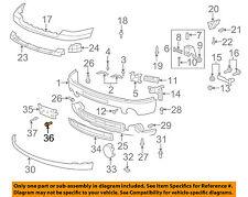 GM OEM Front Bumper-License Bracket Screw 9423101