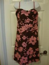 Women's WILL'S RIVER CO Hawaiian spaghetti strap dress, 8
