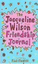 THE JACQUELINE WILSON FRIENDSHIP JOURNAL _  BRAND NEW ___ FREEPOST UK