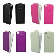Apple Plain Leather Cases, Covers & Skins