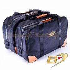 Honda Gold Wing 1500 GL1500 Saddleebag Side Case Trunk Liner Bag Liners, Black