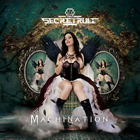 SECRET RULE - Machination - CD DIGIPACK